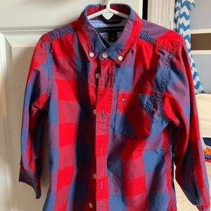 Boys size 5 dress shirts.